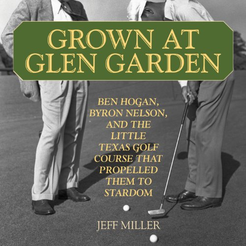 Grown at Glen Garden audiobook cover art