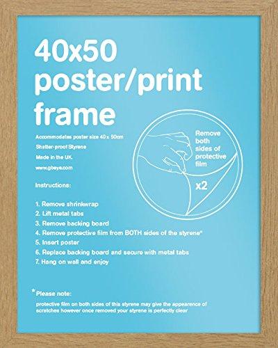 GB eye LTD, Roble - Mini, 40x50cm - Eton, Marco
