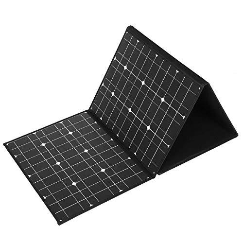 Junww Accesorios Paquete Plegable de Panel Solar monocristalino Cables MC4 de 1,5 m + Conjunto de Interfaz USB for Trabajo al Aire Libre NB4-150 18V 120W