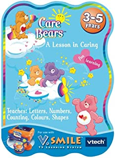 """VTech V.Smile Learning Game: Care Bears """"A Lesson in Caring"""""""