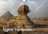 Aegypten - Impressionen (Wandkalender 2021 DIN A4 quer): Von Abu Simbel bis zur Sphinx (Monatskalender, 14 Seiten )