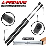 A-Premium Tailgate Rear Hatch Lift Supports Shock Struts Springs Replacement for Chevrolet Trailblazer GMC Envoy 2002-2009 Buick Rainier Ascender Bravada 9-7X 2-PC Set