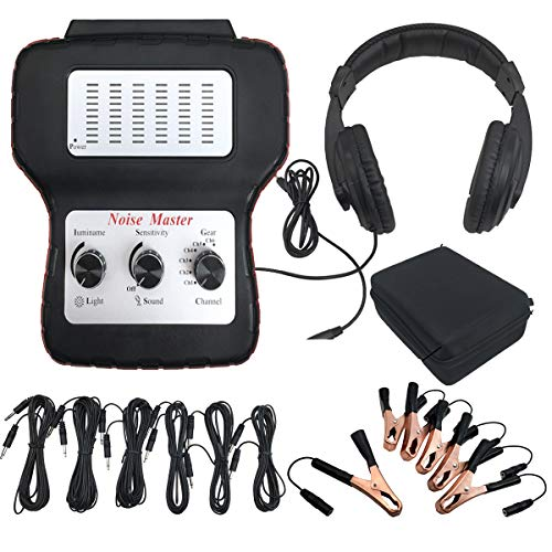 Why Should You Buy MR CARTOOL Car Electronic Stethoscope Kit Engine Noise Diagnostic Tool Auto Truck...