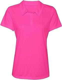 پیراهن های گلف یقه دار با روکش خشک و دامن حیوانات 3-دکمه گلف چوگان در 20 رنگ XS-3XL پیراهن