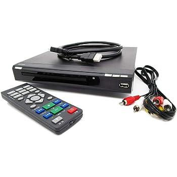 DVDプレーヤーTK-DVH01 HDMIケーブル付属