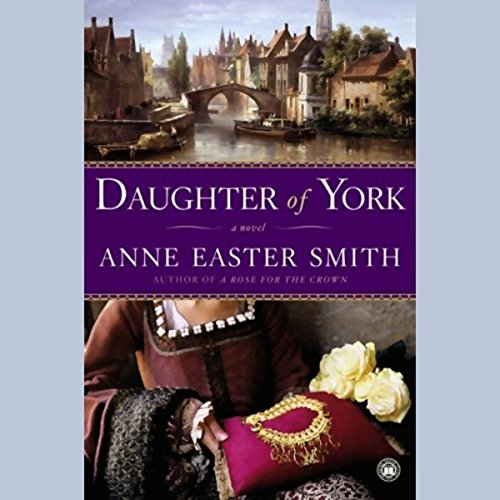 Daughter of York audiobook cover art