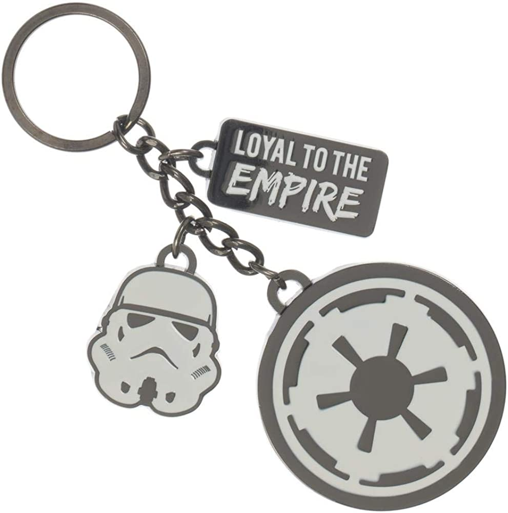 Star Wars Galactic Empire Max 79% OFF Accesso Keychain Multi-Charm 2021 spring and summer new
