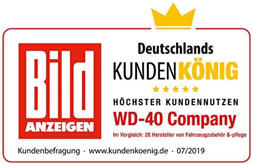 WD-40 Bike Kettenöl Tockene Bedingungen 100 ml, transparent, 49695 - 5