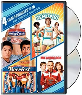 4 Film Favorites: Guy Comedies (Beerfest / Harold & Kumar Go to White Castle / Mr. Woodcock / Semi-Pro)
