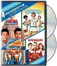 4 Film Favorites: Guy Comedies (Beerfest / Harold & Kumar Go to White Castle / Mr. Woodcock / Semi-Pro)