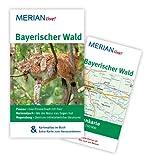 Bayerischer Wald: Mit Kartenatlas im Buch und Extra-Karte zum Herausnehmen (MERIAN live) - Ralf Nestmeyer