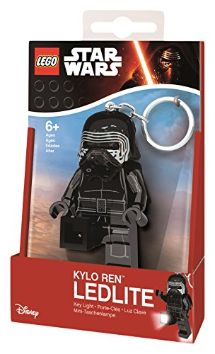 LEGO Star Wars- Portachiavi con Luce, LGL-KE93