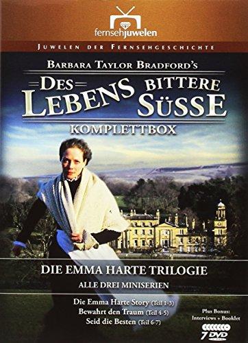 Komplettbox: Die Emma Harte Story (7 DVDs)