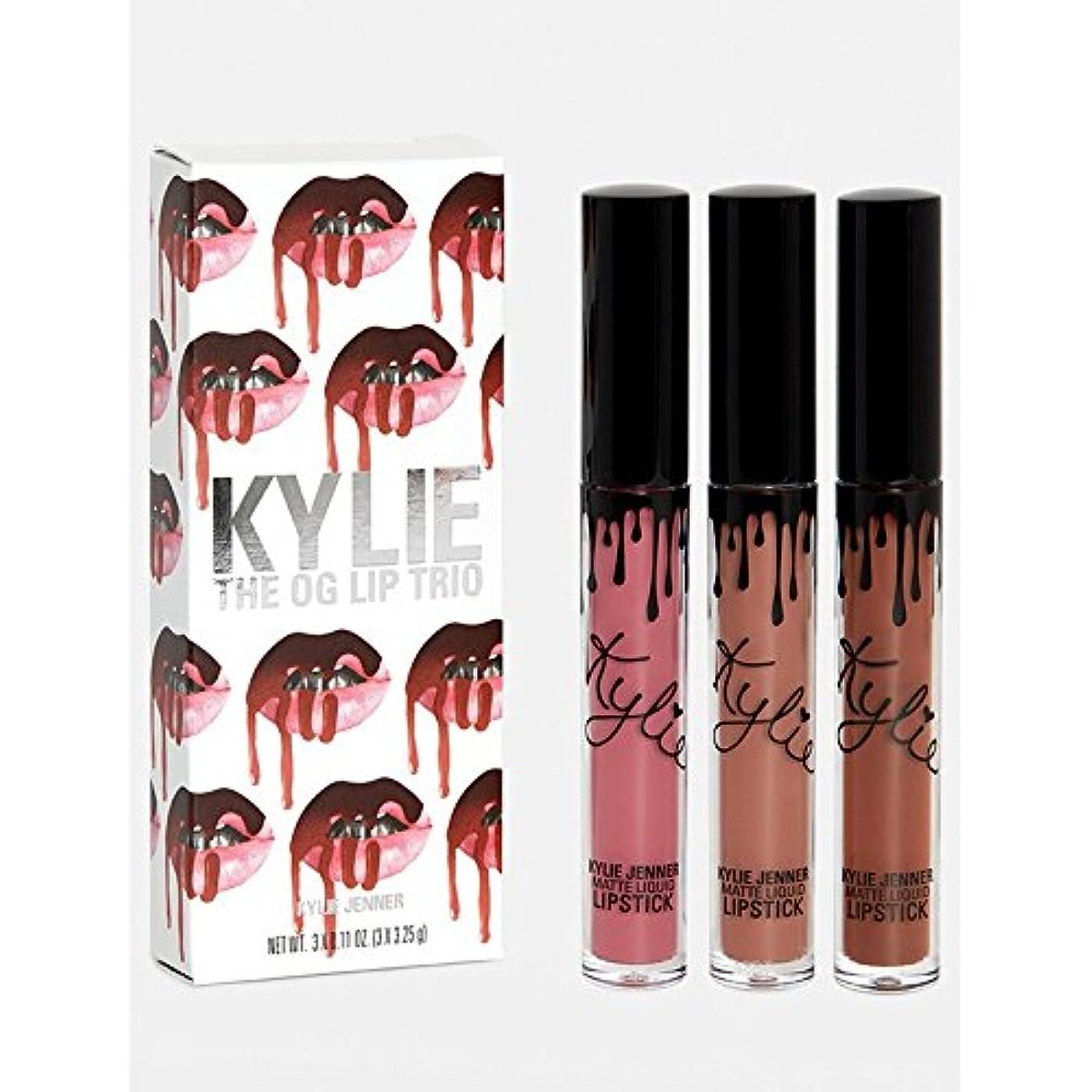 セブンバンガロー新入荷 The Kylie Cosmetics (カイリーコスメティクス)OG Trio / Lip Set