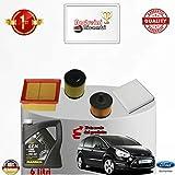 TAGLIANDO FILTRI + OLIO S-MAX 2.0 TDCi 103KW 140CV DAL 2009 ->