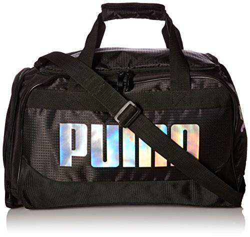PUMA Women's Evercat Dispatch Duffel, black/multi, OS