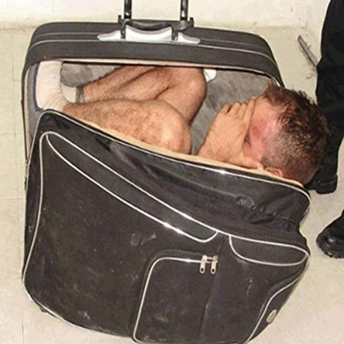 Suitcase = Life (feat. Justin Topless & Con Air)