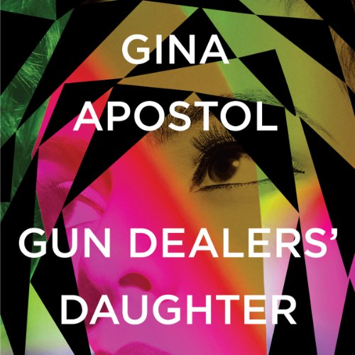 Gun Dealers' Daughter audiobook cover art