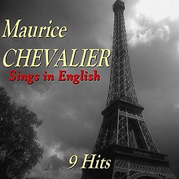 Sings in English (9 Hits)