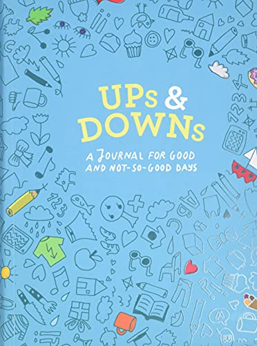 Ups and Downs Mood Tracking Journal