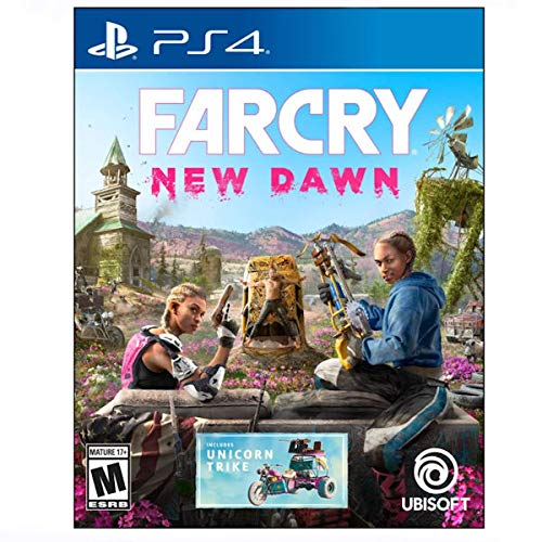 Far Cry: New Dawn - Playstation 4 VIdeo Game [Video Game]
