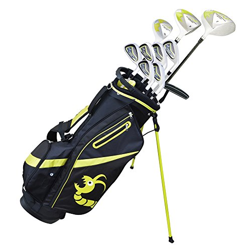 Woodworm ZOOM V2 Mens Golf Clubs Package Set with Bag