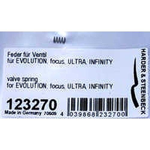 Ressort de valve d39air pour Evolution Infinity Ultra