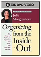 Organizing From Inside Out With Julie Morgenstern [DVD]