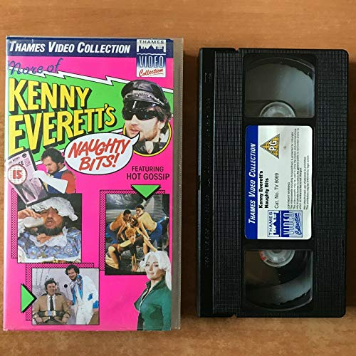 DVD-Kenny Everett