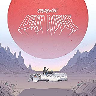 LUNE ROUGE [LP] (RED COLORED VINYL) [12 inch Analog]