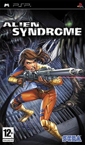 SEGA Alien Syndrome, PSP - Juego (PSP, PlayStation Portable (PSP), Acción /...