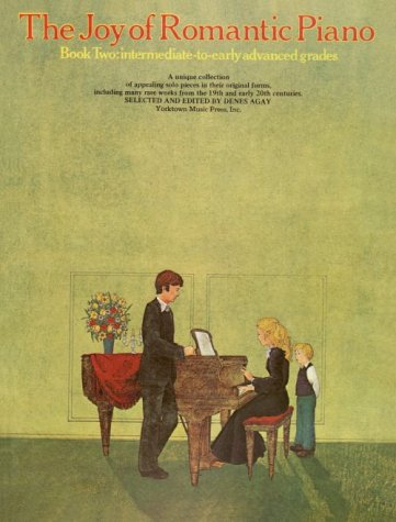 Joy Of Romantic Piano Book 2: Noten für Klavier: Piano Solo