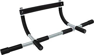Doorway Upper Puller Home Gym, Indoor Sports - Door Frames Leverage - Three Grip Positions, Foam Grips - No Damage to Doo...