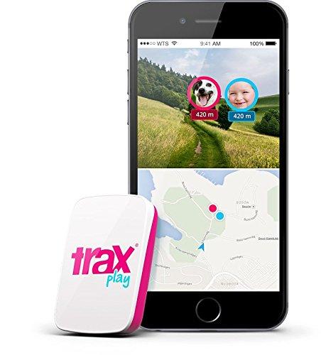 Trax Play NEUES verbessertes Live GPS Ortungsgerät für Kinder und Haustiere Abbildung 3