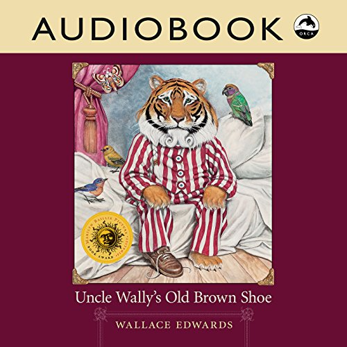 Uncle Wally's Old Brown Shoe audiobook cover art