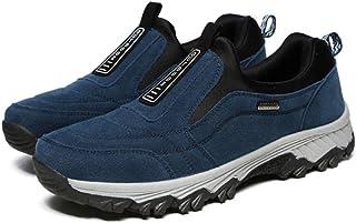 [SENNIAN] トレッキングシューズ メンズ 登山靴 大きいサイズ 登山靴 快適 通気性 耐磨耗 アウトドア 衝撃吸収 軽量ハイキング スニーカー ランニング ウォーキング 防滑 耐磨耗