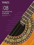 Trinity College London Classical Guitar Exam Pieces 2020-2023: Grade 8