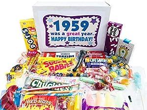 Birthday Box Of Nostalgic Candy