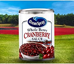 - Ocean Spray Jellied Cranberry Sauce 14 oz (Pack of 12)