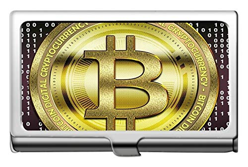 Professionelle Business Kreditkartenetui/Ausweishülle, Geld Bitcoin Cash Kreditkartenetui/Inhaber/Ausweishülle