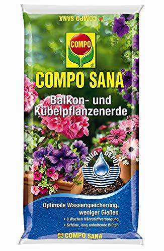 COMPO SANA Balkon- u. Kübelpflanzenerde 30 l