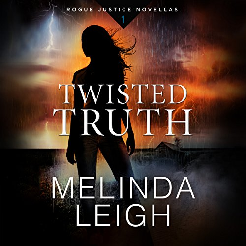 Twisted Truth audiobook cover art
