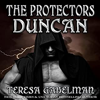 Duncan audiobook cover art