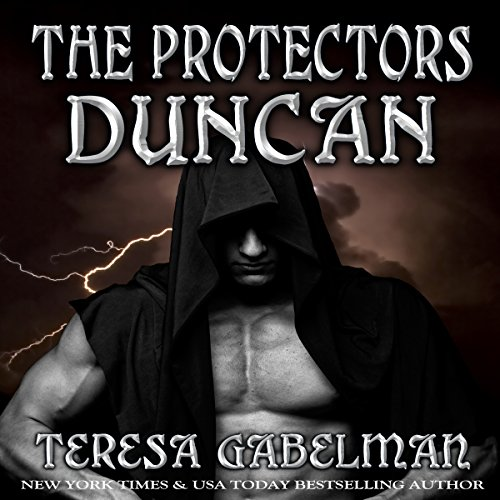 Duncan     The Protectors Series, Book 3              By:                                                                                                                                 Teresa Gabelman                               Narrated by:                                                                                                                                 Jeffrey Kafer                      Length: 6 hrs and 23 mins     210 ratings     Overall 4.7