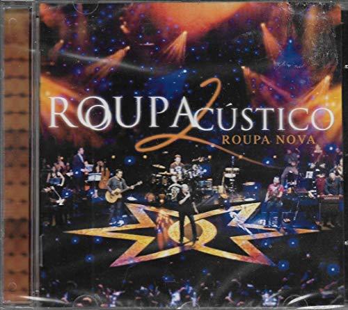 Roupa Nova - Cd Roupacústico - Acústico 2 - 2006