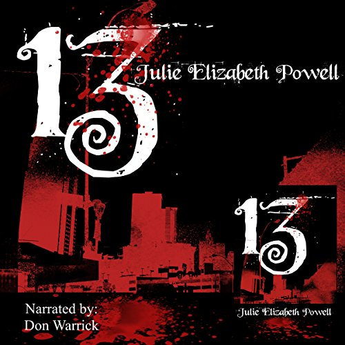 13 audiobook cover art
