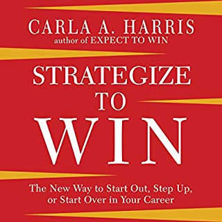 Strategize to WIN audiobook cover art
