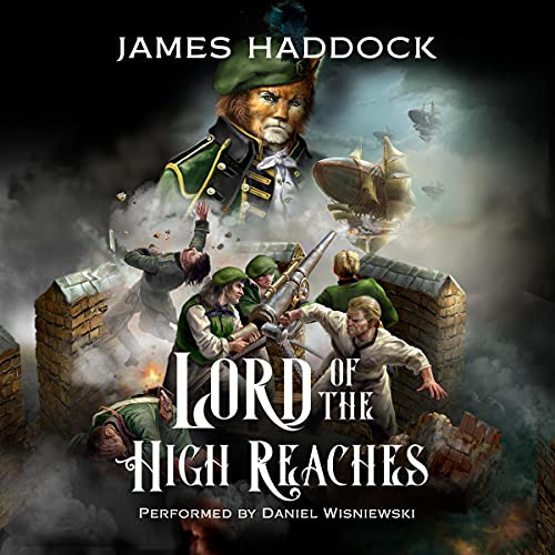 Lord of the High Reaches cover art