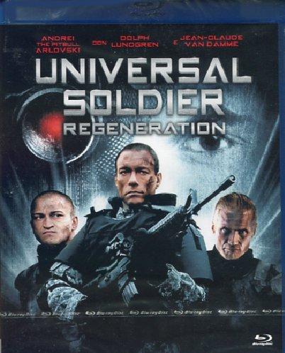 Universal Soldier:Regeneration