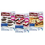 Easy Bake Refill 3-Pack Bundle Includes one Each Pizza, Red Velvet Cake, and...